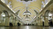 Private Moscow Metro Half Day Tour, Moscow, Private Sightseeing Tours