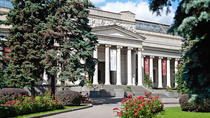 Private Pushkin Arts Museum Half Day Tour in Moscow, Moscow, null