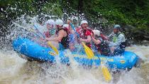 Canotaje a cielo abierto Smoky Mountain River Rafting, Gatlinburg, White Water Rafting
