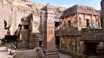 Ellora Caves Tour by Flight, Mumbai, Day Trips