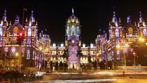Private Mumbai by Night Tour Including Dinner, Mumbai, Custom Private Tours