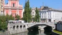 City Tour of Ljubljana, Ljubljana, Walking Tours