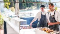 Jantar em Walter Peak High Country Farm e cruzeiro saindo de Queenstown, Queenstown, Dining ...