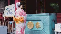 Kimono Walking Tour in Tokyo, Tokyo, Cultural Tours
