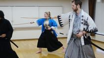 Samurai Experience in Tokyo, Tokyo, Martial Arts Classes