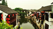 All-inclusive Zhujiajiao Water Village Tour by Public Transportation, Shanghai, Cultural Tours