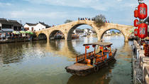 Private Day Tour to Zhujiajiao Water Village from Shanghai , Shanghai, Day Trips