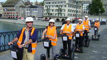 Private Guided 3-Hour Segway Tour in Zurich, Zurich, Private Sightseeing Tours