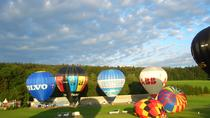 Private VIP Zurich Sunrise Hot Air Balloon Flight, チューリッヒ