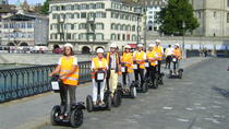 Segway City Tour of Zurich, Zurich, Private Sightseeing Tours