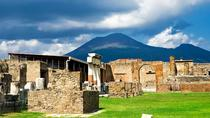 Private Round-Trip Transport to Pompeii, Mt Vesuvius, and Winery from Naples or Amalfi Coast,...