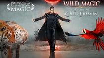 Greg Frewin Wild Magic Show, Niagara Falls & Around, Theater, Shows & Musicals