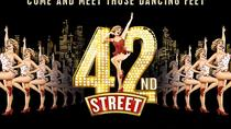 42nd Street Theater Show in London, London, Theater, Shows & Musicals