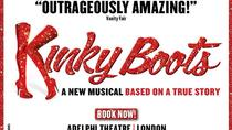Kinky Boots the Musical in London, London, Private Sightseeing Tours