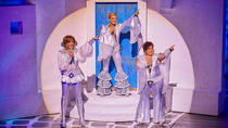 Mamma Mia! at the Novello Theatre & Dinner at Jamie's Italian, London, Theater, Shows & Musicals