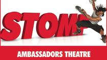Stomp Theater Show in London, London, Custom Private Tours