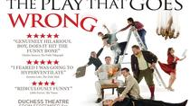 The Play That Goes Wrong Theater Show in London, London
