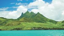 Full Day Catamaran Cruise to Ile aux Cerfs and Grand River South East Waterfall, Trou d'Eau...