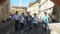 Oxford Bike Tour Including Full-Day Bike Hire, Oxford
