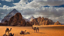 2 Nights - 3 Days Private Special Tour Petra Wadi Rum and Dead Sea, Amman, Multi-day Tours