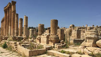 4 Nights 5 Days Private Jordan Classic to Petra Jerash Dead Sea, Petra, Cultural Tours