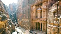Full Day Petra Tour by Coach from Aqaba, Aqaba, null