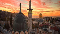 Private 1-Night Jerusalem from Amman with Bethlehem, Amman, Overnight Tours
