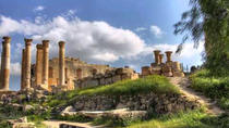 Private Full Day Jerash and Um Qais Tour From Dead Sea, Dead Sea, null