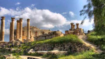 Private Full Day Jerash and Umm Qais Tour From Dead Sea, Amman, Private Sightseeing Tours