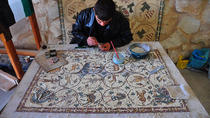 Private Full Day Mosaic Tour of Jordan with Handcraft Experience, Amman, null