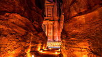 Private Full Day Tour to Wadi Rum and Petra from Aqaba, Aqaba, Private Day Trips
