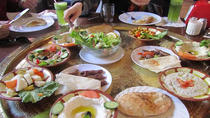 Private Lunch or Dinner at a Local Traditional Restaurant from Dead Sea, Mer Morte