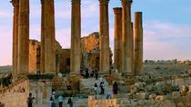 Private Tour: Full-Day Umm Qais and Pella Day Trip from Amman