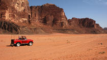 Private Tour: Wadi Rum from Aqaba, Jordan, Overnight Tours