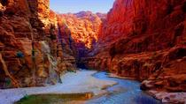 Wadi Mujib Siq Trail from the Dead Sea, Dead Sea, Hiking & Camping