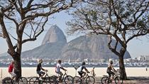 Small-Group Urban Bike Tour in Rio de Janeiro, Rio de Janeiro, Bike & Mountain Bike Tours