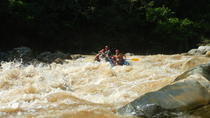 Rafting Adventure on the Copalita River Class II - III, Oaxaca, White Water Rafting & Float Trips