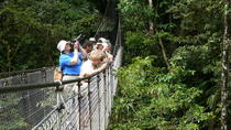 Arenal Hanging Bridges in Mistico Park, La Fortuna, Eco Tours