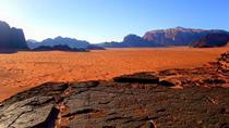 Private Tour: Petra to Wadi Rum and Amman City or Airport