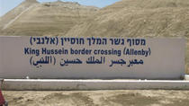 Transfer From King Hussein Allenby Bridge To Dead Sea or Amman with Optional Visit, Amman, ...