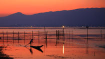 2-Hour Sunset on Inle Lake, Inlemeer