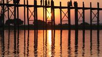 Private Tour: 3-Hour Sunset at U Bein Bridge, Mandalay