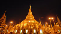 Shwedagon Pagoda Yangon Evening Tour, Yangon, Night Tours