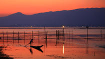 Sonnenuntergang auf Inle Lake Private Cruise, Nyaung Shwe