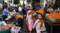 Yangon Night Market Private Walking Tour
