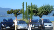 Transfer from Annecy Airport to Geneva or Lyon, Annecy, Private Transfers