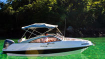Private Tour to Bay of Paraty Green Coast by Boat with Guide