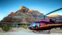 Helikoptertur fra Grand Canyon West Rim, Grand Canyon National Park, Helikopterture