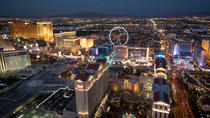 Las Vegas Private Helicopter Flight with Wine Tasting and Dinner, Las Vegas, Helicopter Tours