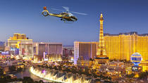 Las Vegas Strip Night Tour by Helicopter, Las Vegas, Helicopter Tours